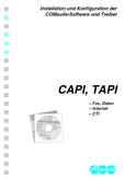 Titelbild Installation und Konfiguration der COMsuite-Software und Treiber Auerswald COMfort 2000