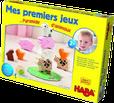 PYRAMIDE D'ANIMAUX MON PREMIER +2ans, 1-4j