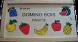 DOMINO BOIS FRUITS +2ans, 2-4j