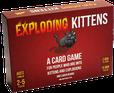 EXPLODING KITTENS +7ans, 2-5j