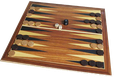 BACKGAMMON +7ans, 2j