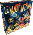 LE MANOIR INFERNAL +6ans, 2-4j