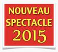nouveau spectacle de noel 2015