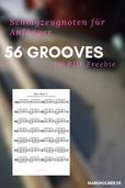 Grooves Schlagzeug