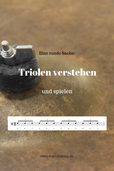 Triolen Musik Erklärung