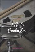 Schlagzeug Fill In Baukasten
