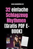 Schlagzeug Rhythmen gratis PDF E-Book