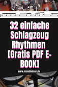 Schlagzeug E-Book PDF