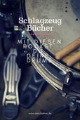 Schlagzeug Buchempfehlungen Anfänger