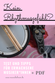 Test Rhythmusgefühl Musik