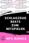Schlagzeug Beats zum Mitspielen