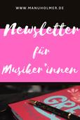 Gratis Newsletter Musik