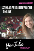 Schlagzeugunterricht Online YouTube