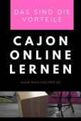 Cajon online lernen