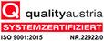 quality austria systemzertifiziert