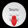 Teams button