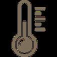 température