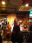 Xmas JAZZ LIVE~♪ー山本珈琲