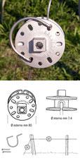 girasole wire tensioner maxi