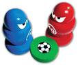 Soccer Tactics - custom wooden pawns