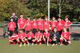 Kader gegen BSC Union Solingen: D1 unterstützt durch 3 Spieler der D2