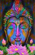Buddha Wisdom Fantasy Puzzle