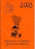 Lagerzeitung 2003