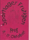 Lagerzeitung 1998