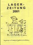 Lagerzeitung 2001