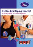 Uw sportmasseur MdR Sportmassage is gespecialiseerd en gekwalificeerd in Medical Taping  Curetape