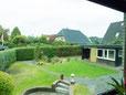 Kleines Haus mit schönem Grundstück