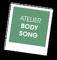Atelier Bodysong avec Mélanie Rallo et Mathieu Laplanche, A vous de jouer