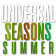Universal Seasons Summer Logo