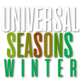 Universal Seasons Winter Logo