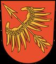 Das Wappen des Rudolph de Weddinge