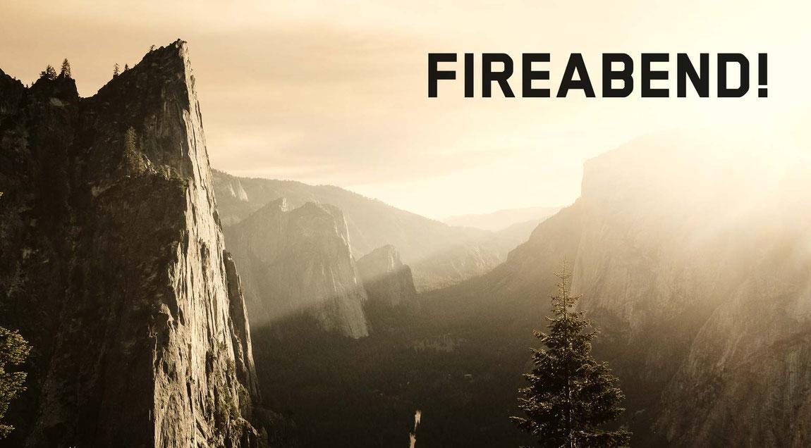 Anzeigenserie für den FireQ-Reisegrill