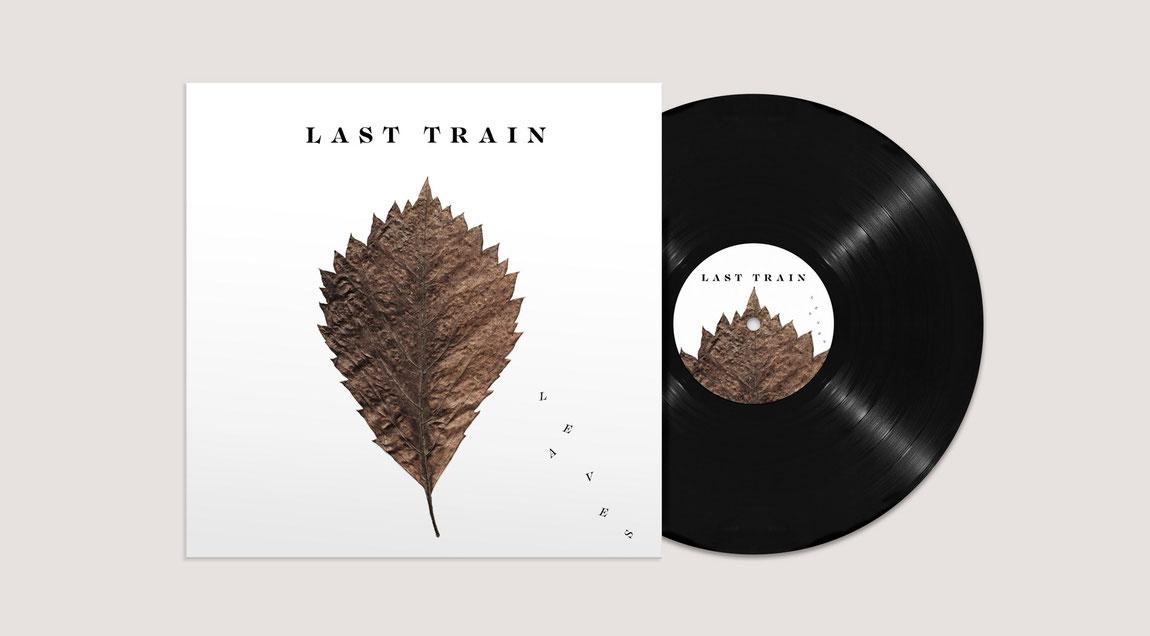 Coverartwork für das akustic POP/Rock-Duo Last Train aus Karlsruhe