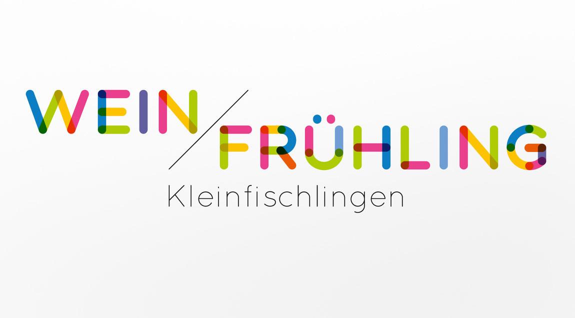 Corporate Design für den Weinfrühling Kleinfischlingen