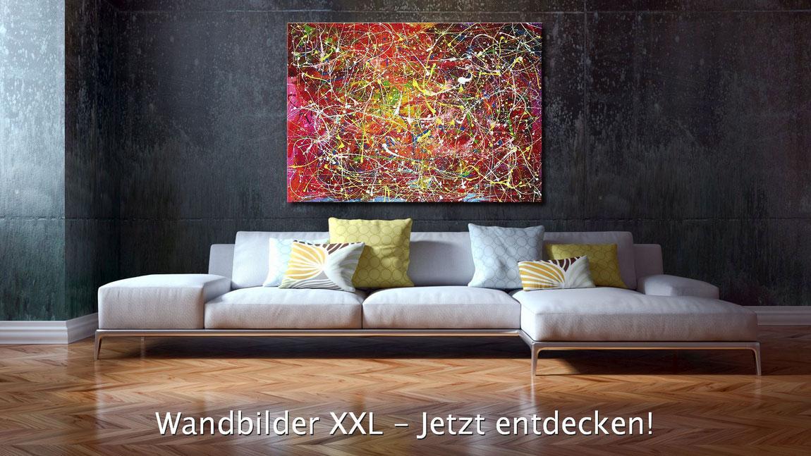 Acrylbilder kaufen - Wandbilderkunst.de