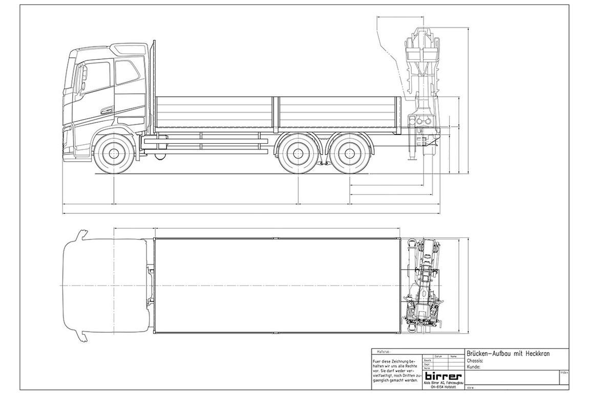 Konstruktion - Alois Birrer AG Fahrzeugbau Hofstatt