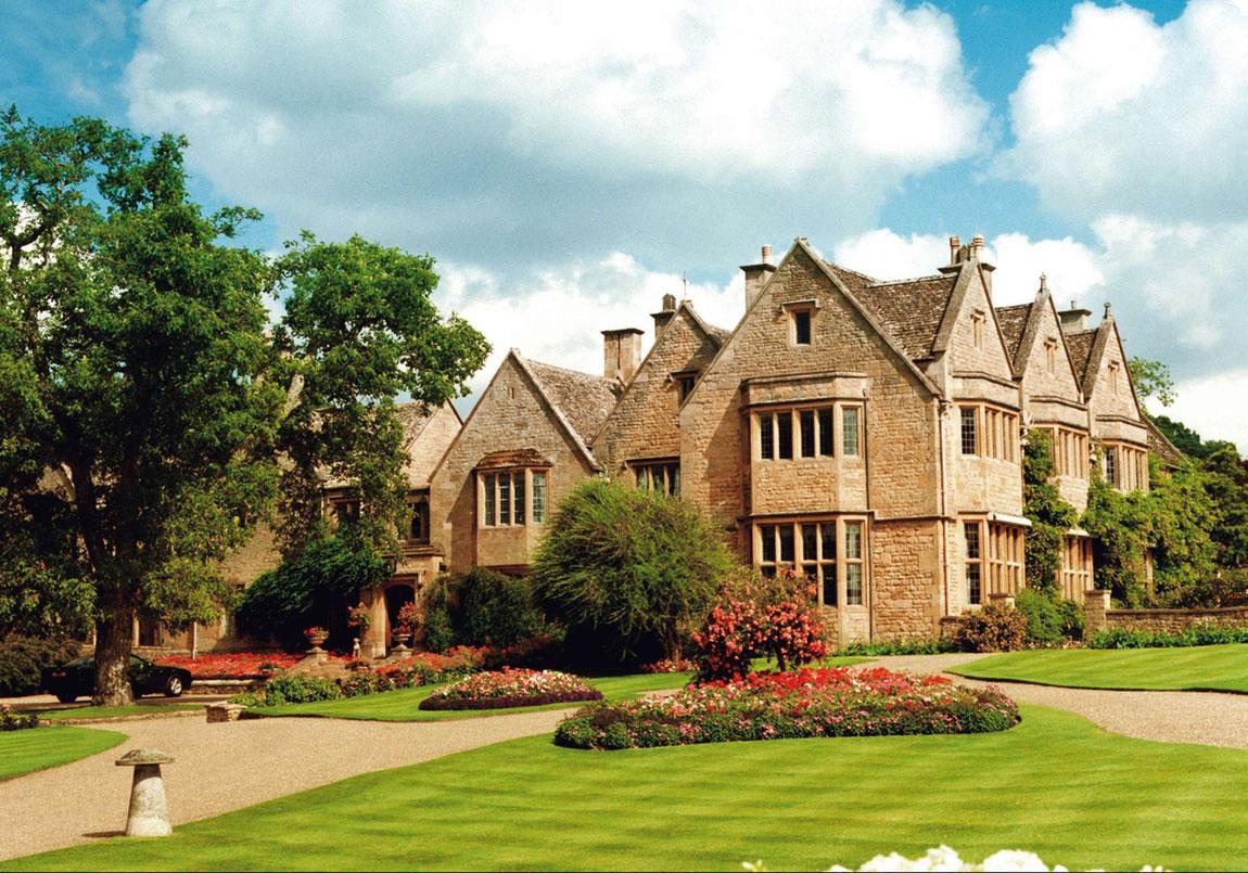 Buckland Manor Außenansicht