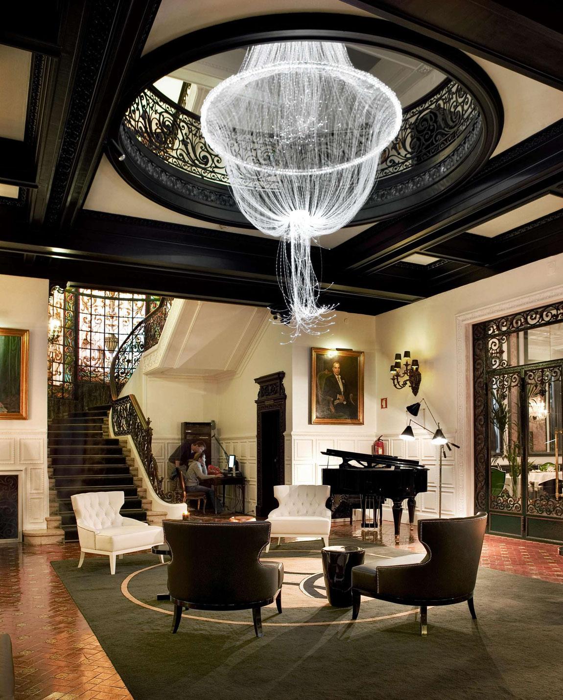Lobby des Infantes de Sagres Hotel