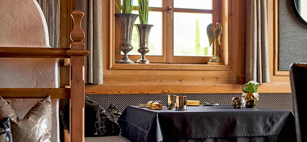 La Fleur - Gourmet - Restaurant - Ristorante - Gourmet - Marling - Marlengo - Hotel La Maiena - Gourmet Südtirol