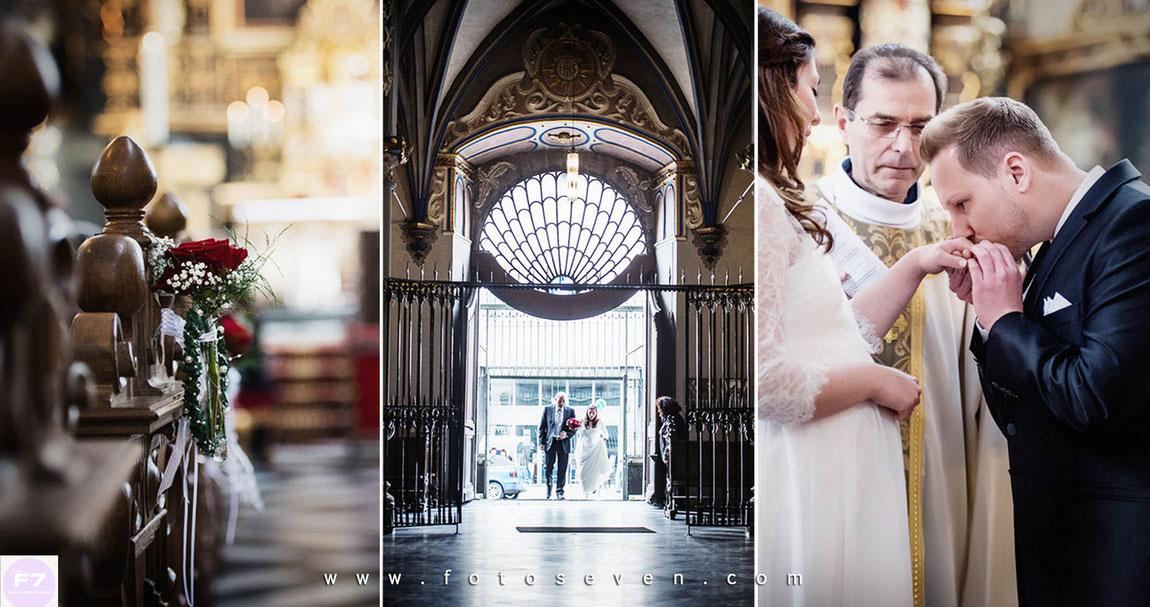 Kirchliche Trauung - Hochzeitsfotograf Köln - Foto by Pervin Inan-Serttas