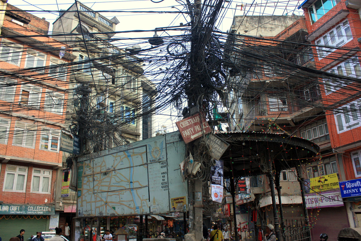 L'électricité au Népal