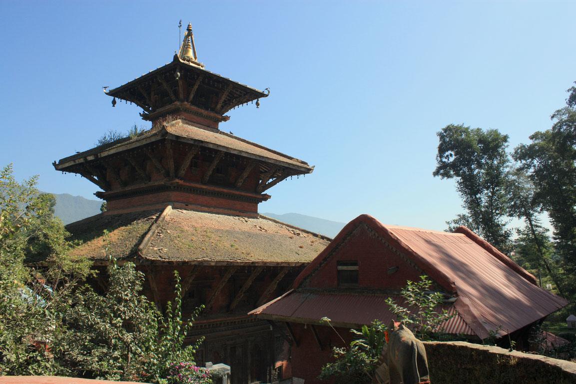 Temple de Gokarna Mahadev - Katmandou