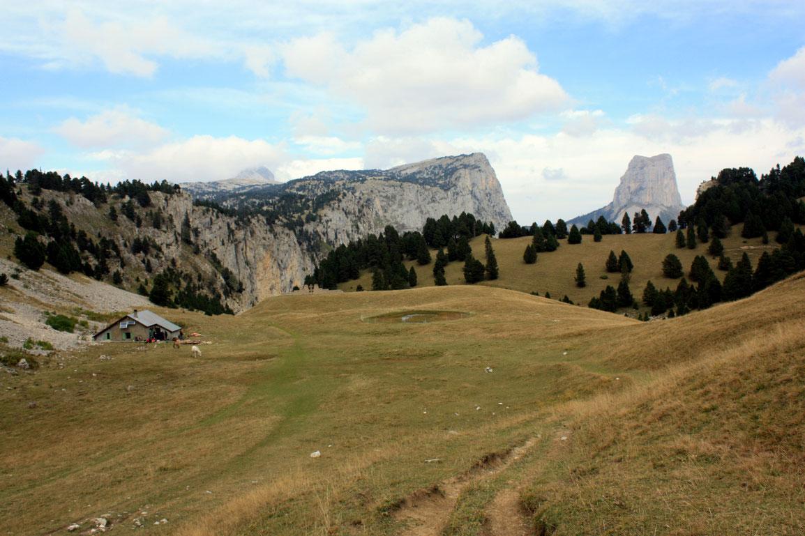 La bergerie du Pas de l'Aiguille