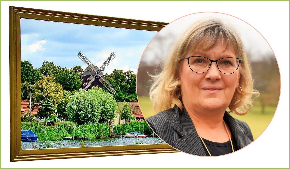 Bürgermeisterin Manuela Saß - Stadt Werder (Havel)