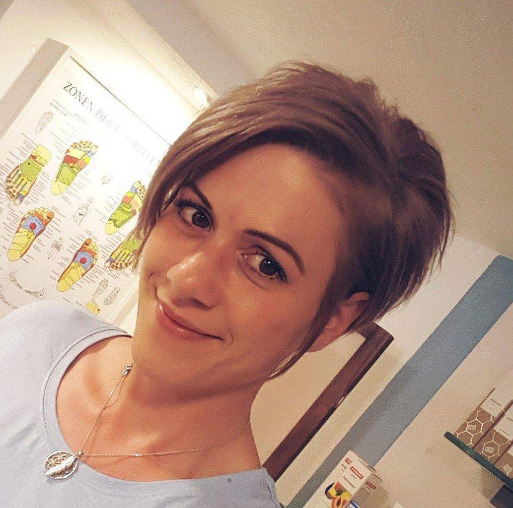 Melanie Fantes - Geschäftsführerin Fußpflege & mehr