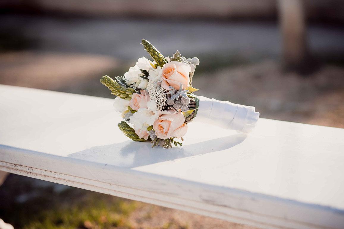 Brautstrauß Farben Pastell